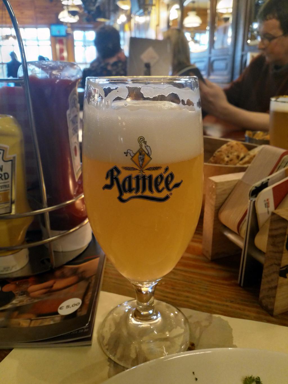 Rameé - Bier Central