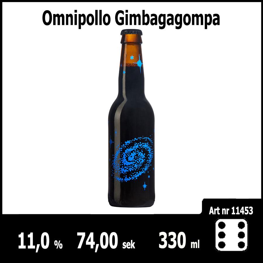 Omnipollo Gimbagagompa : Pilsner.nu