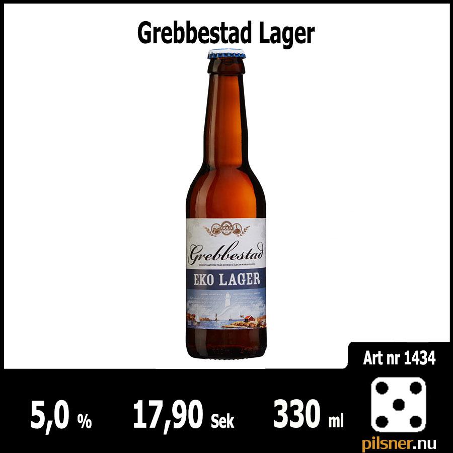 Grebbestad Lager - Pilsner.nu
