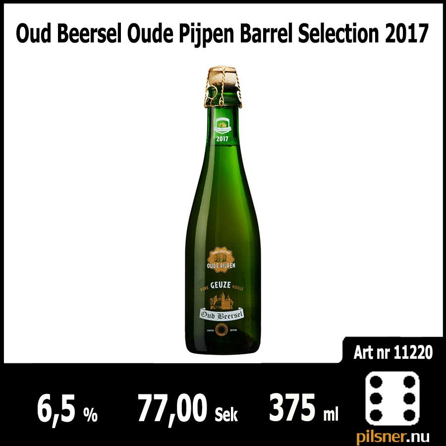 Oud Beersel Oude Pijpen Barrel Selection 2017