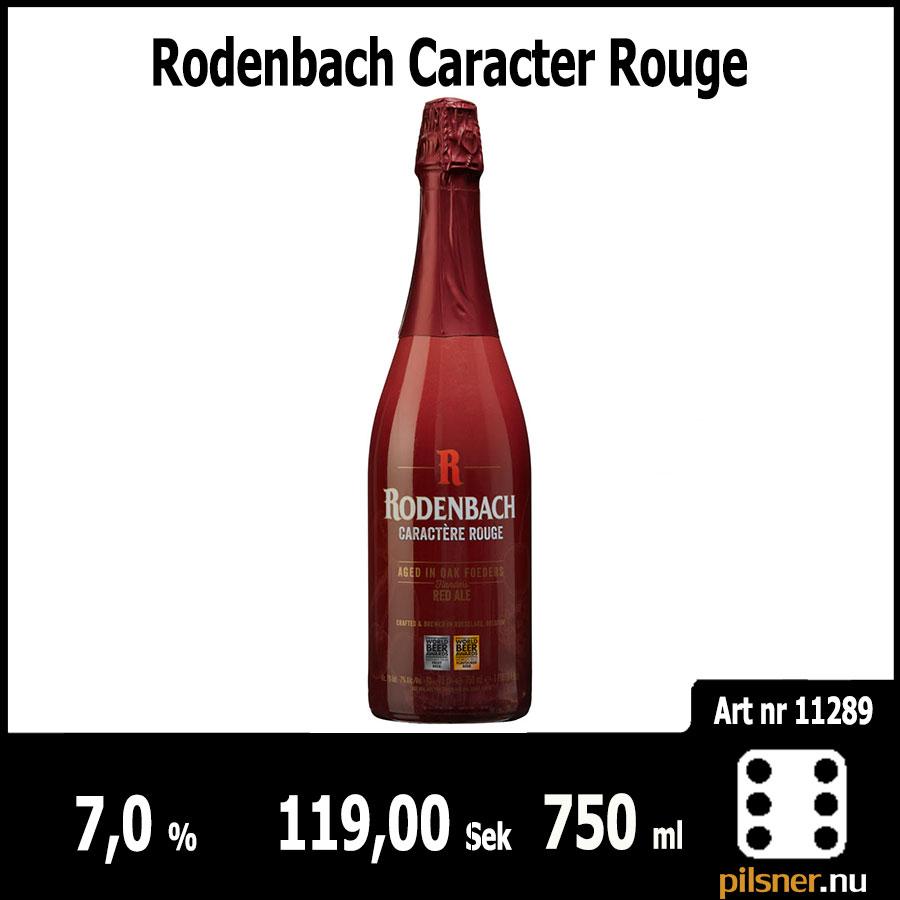 Rodenbach Caracter Rouge
