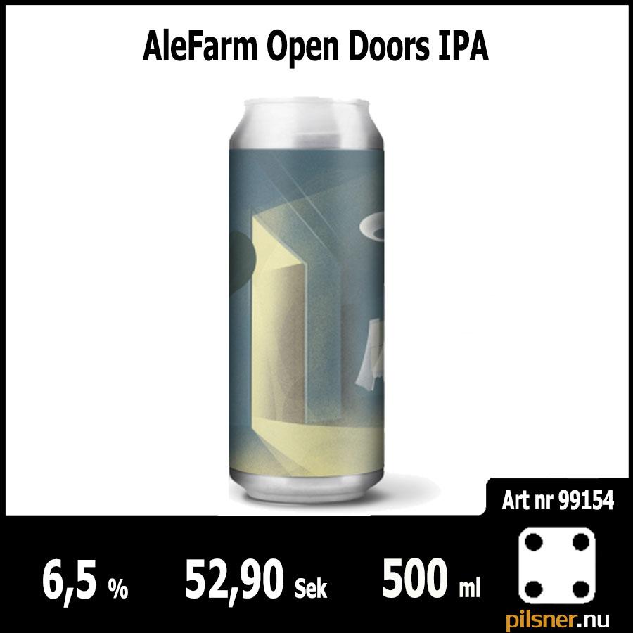 AleFarm Open Doors IPA