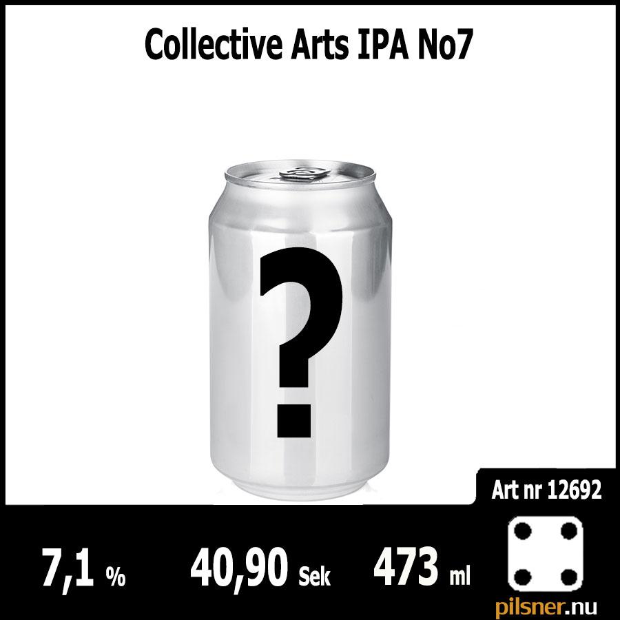Collective Arts IPA No7