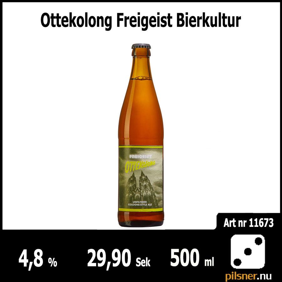 Ottekolong Freigeist Bierkultur