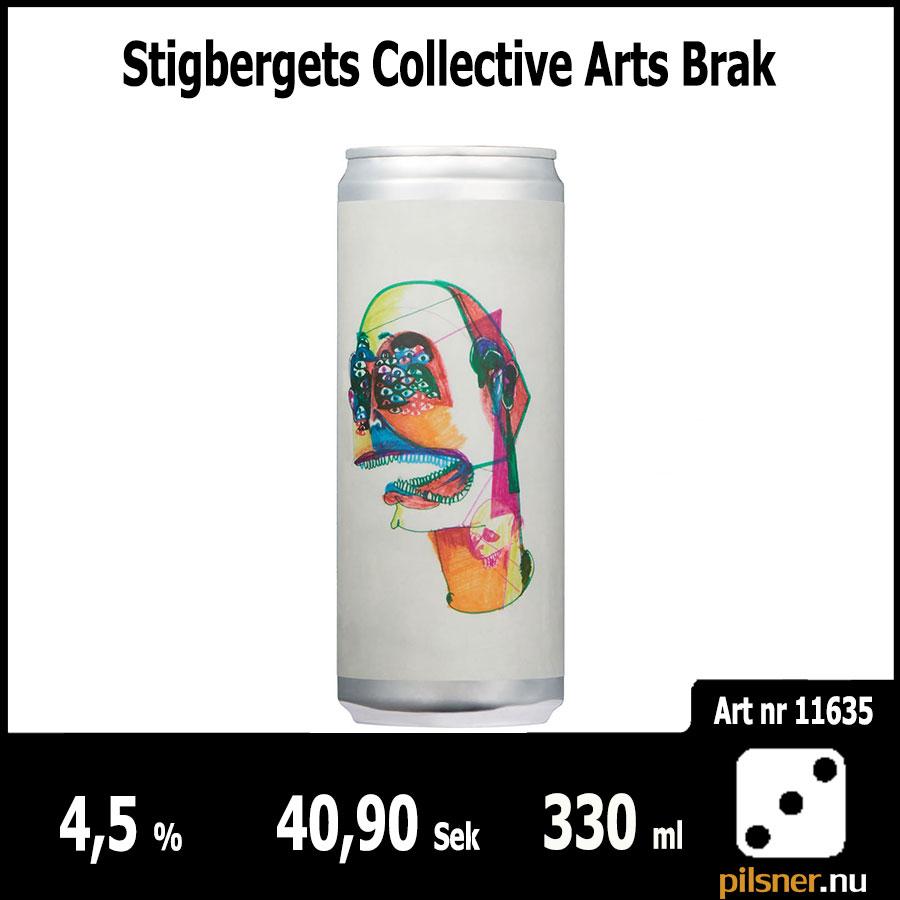 Stigbergets Collective Arts Brak