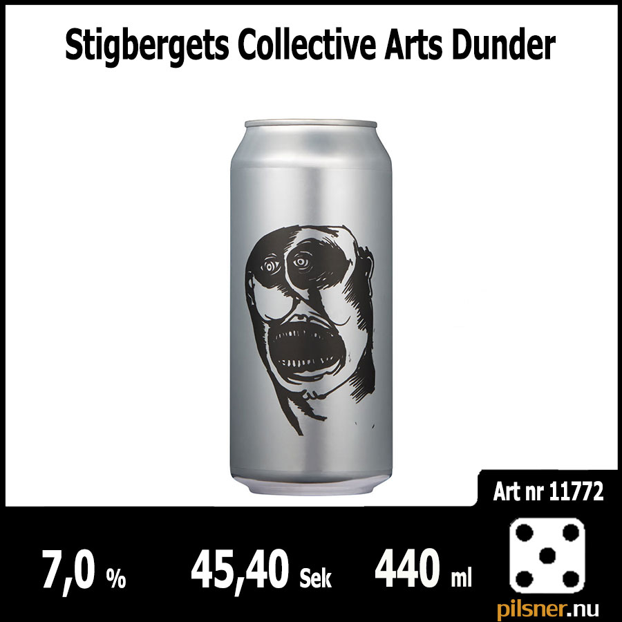 Stigbergets Collective Arts Dunder