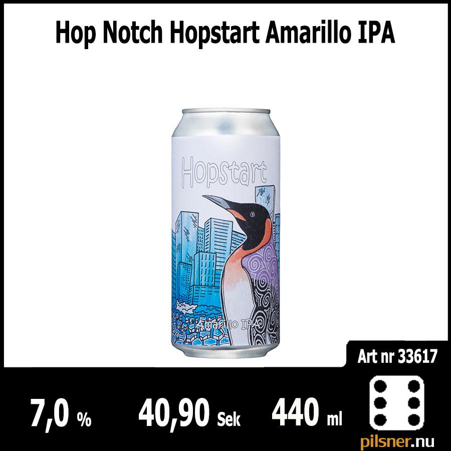 Hop Notch Hopstart Amarillo IPA