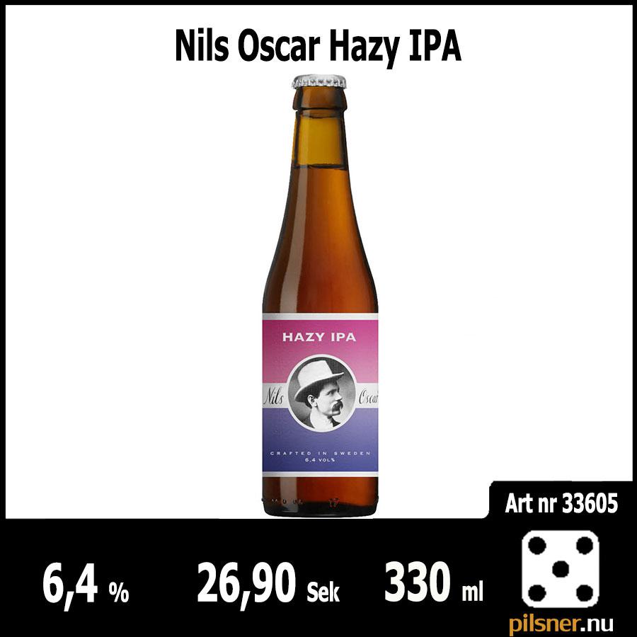 Nils Oscar Hazy IPA