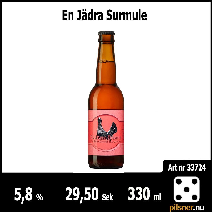 Jädraås Bryggeri En Jädra Surmule