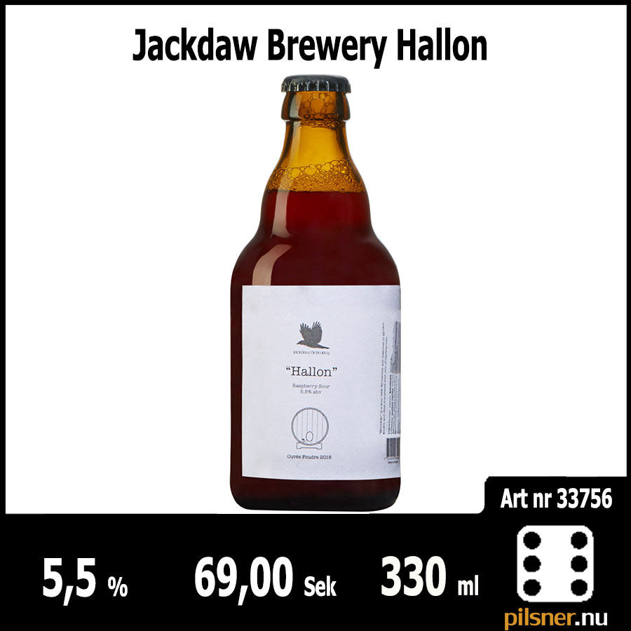 Jackdaw Brewery Hallon
