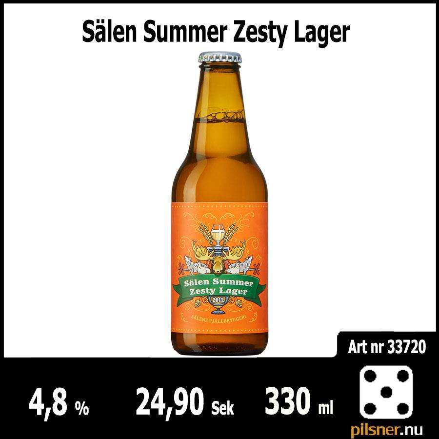 Sälen Summer Zesty Lager