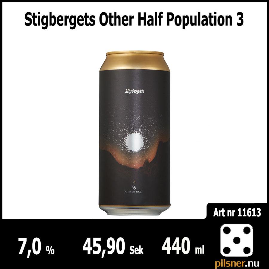Stigbergets Other Half Population 3