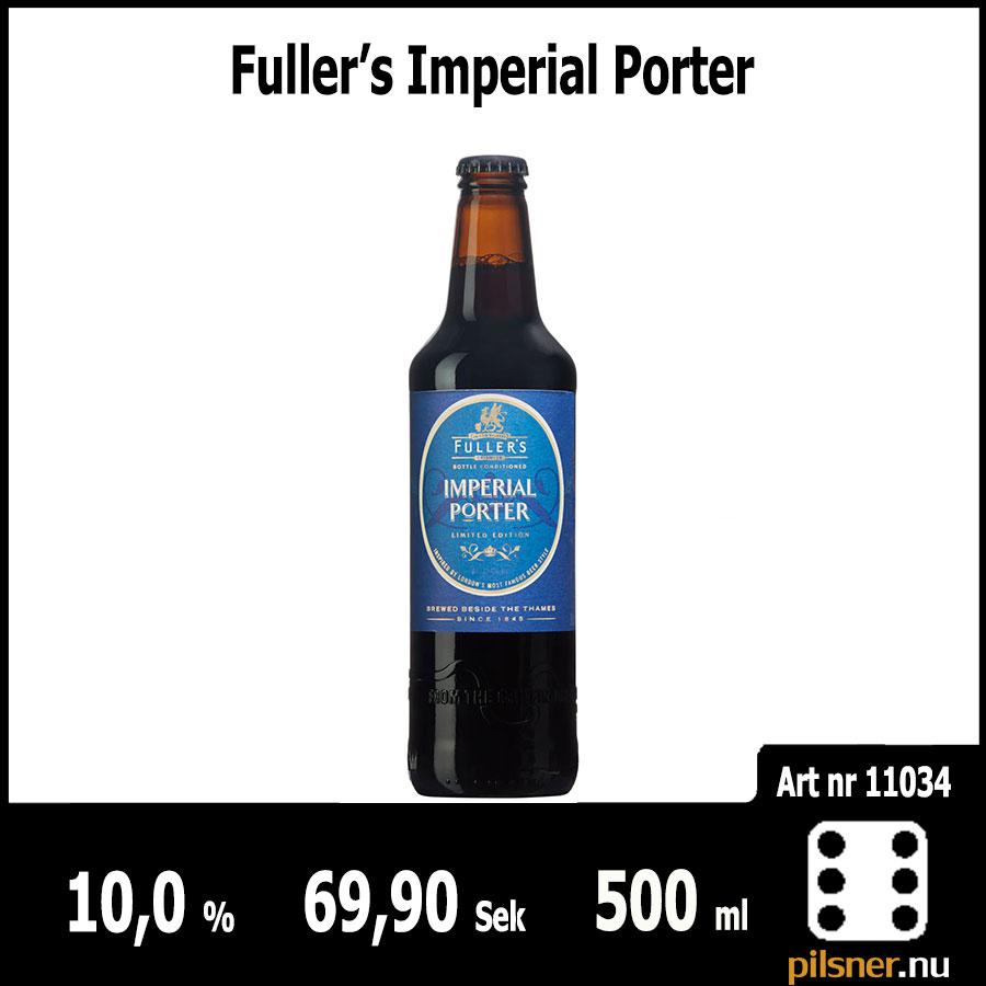 Fuller's Imperial Porter