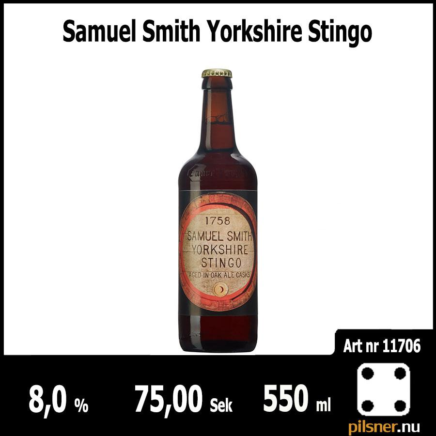 Samuel Smith Yorkshire Stingo
