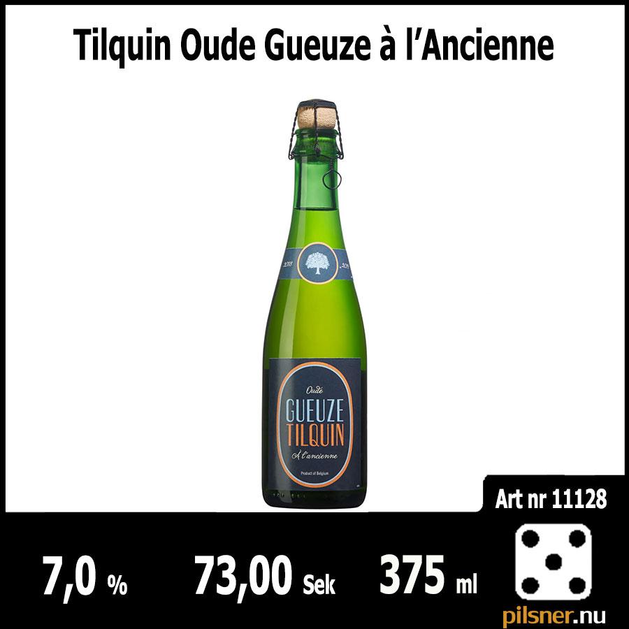 Tilquin Oude Gueuze à l'Ancienne