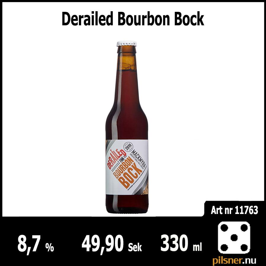 Derailed Bourbon Bock