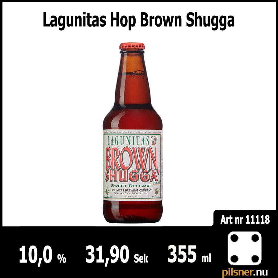 Lagunitas Hop Brown Shugga