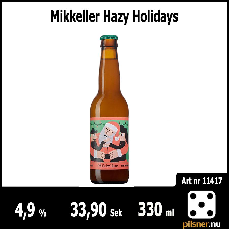 Mikkeller Hazy Holidays