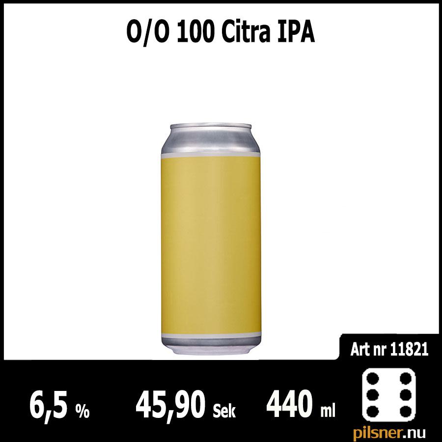 O/O 100 Citra IPA