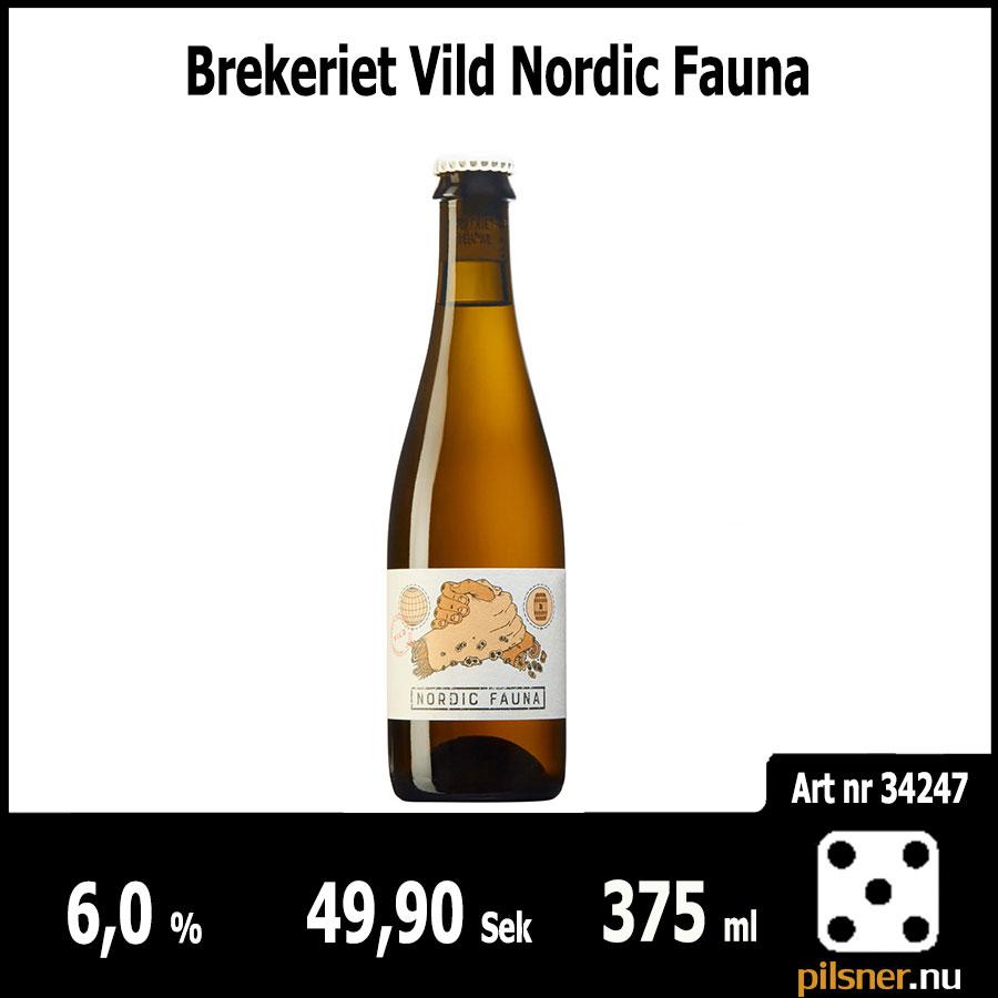 Brekeriet Vild Nordic Fauna