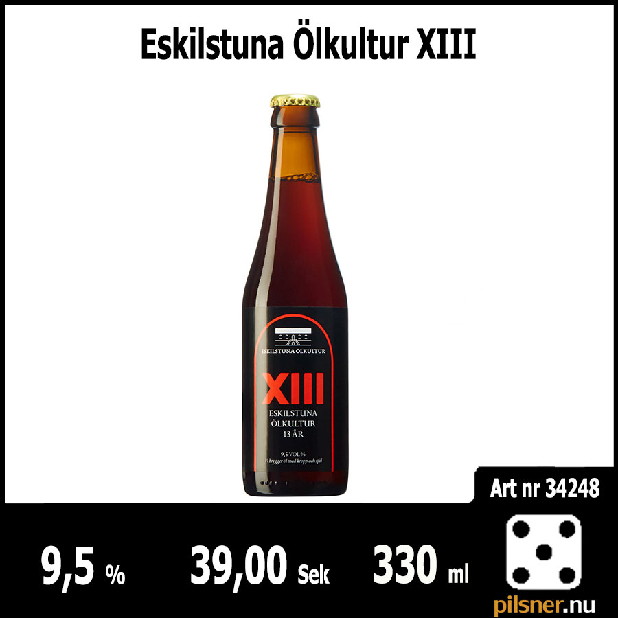 Eskilstuna Ölkultur XIII