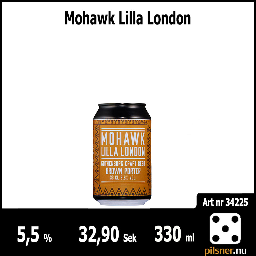 Mohawk Lilla London