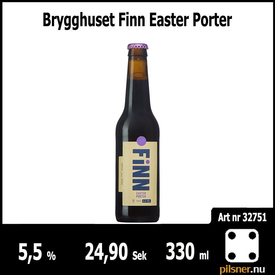 Brygghuset Finn Easter Porter