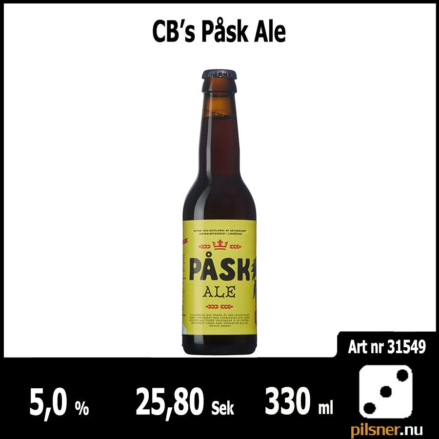 CB's Påsk Ale