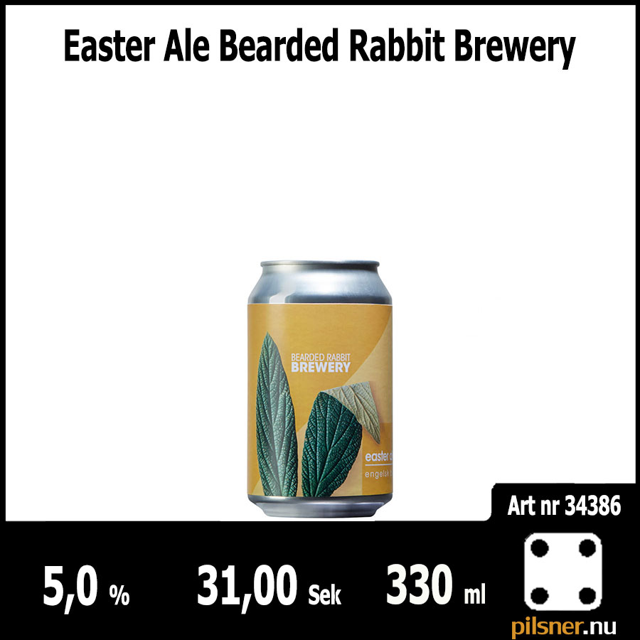 Easter Ale Bearded Rabbit Brewery