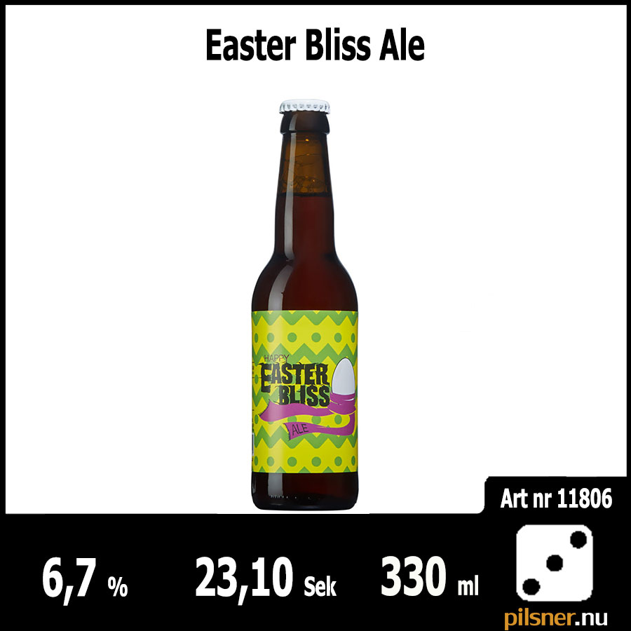 Easter Bliss Ale