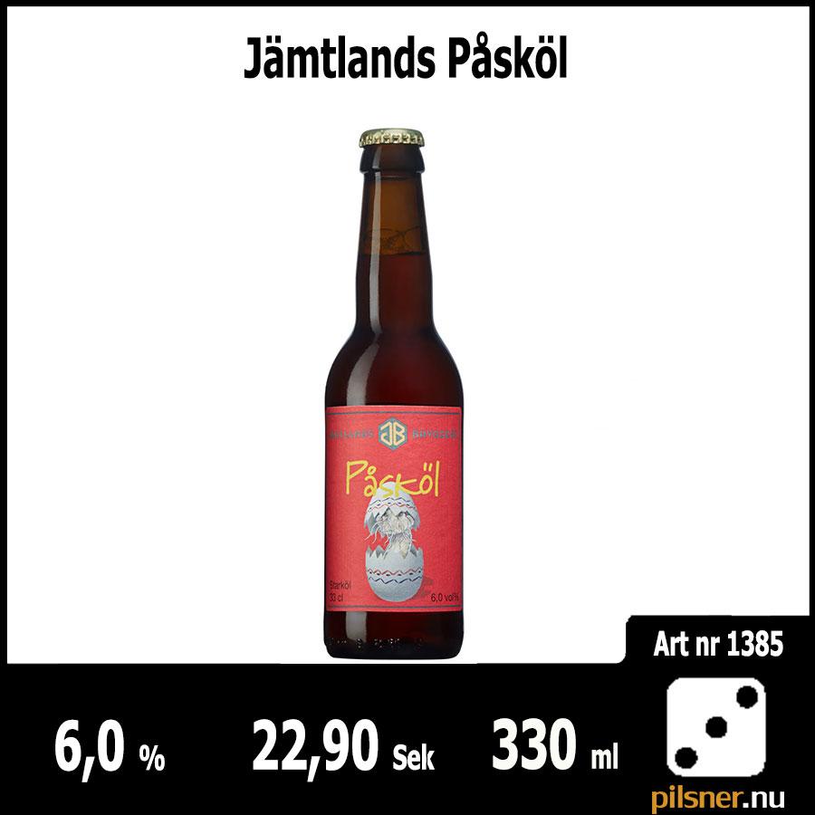 Jämtlands Påsköl