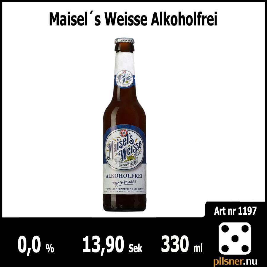 Maisel´s Weisse Alkoholfrei