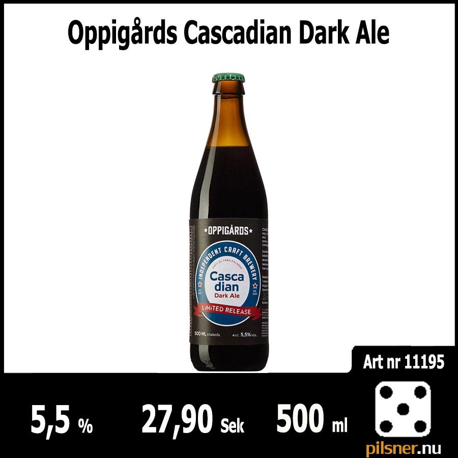 Oppigårds Cascadian Dark Ale