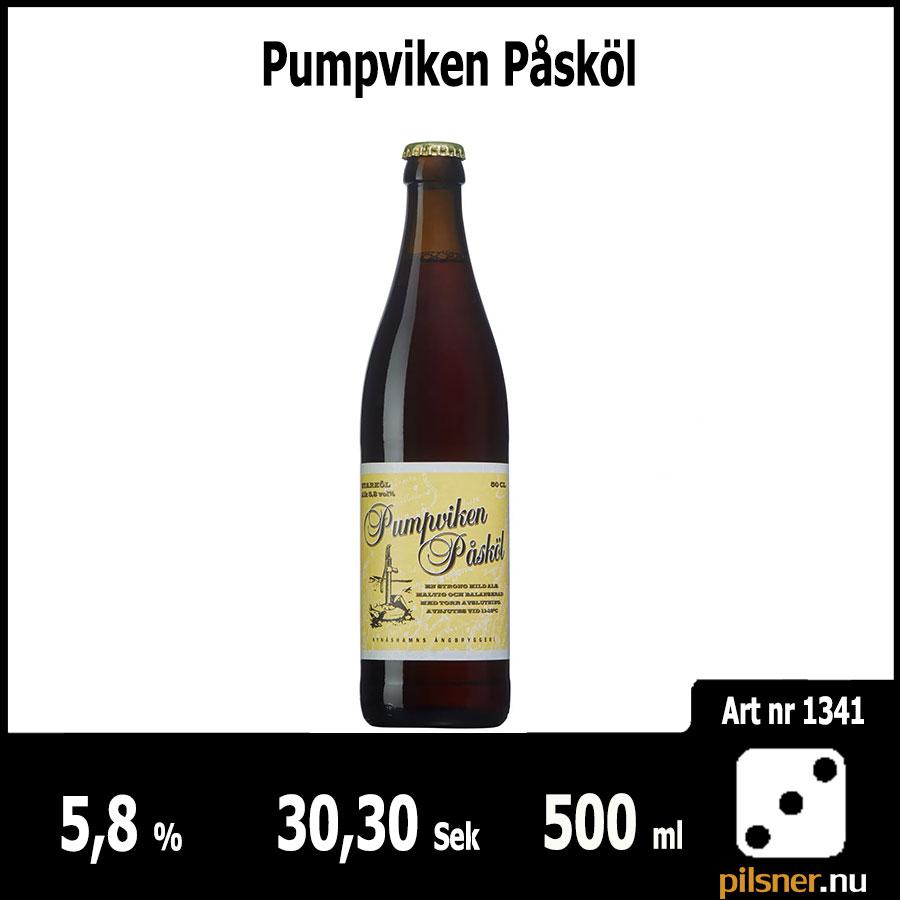 Pumpviken Påsköl
