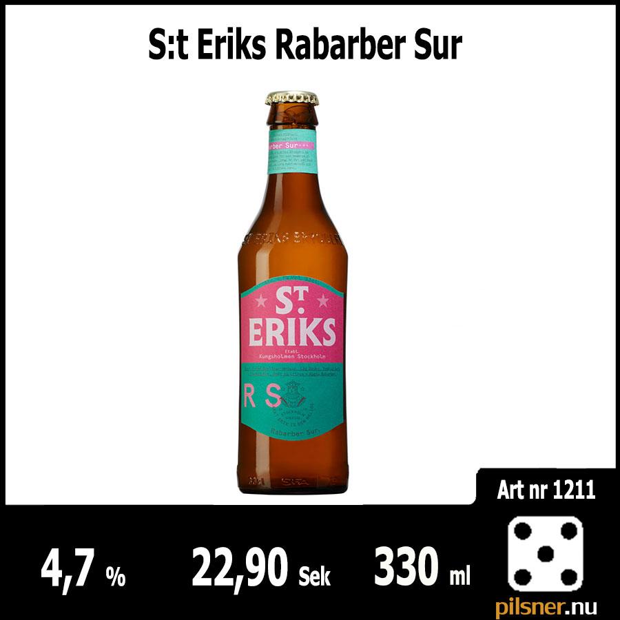 S:t Eriks Rabarber Sur