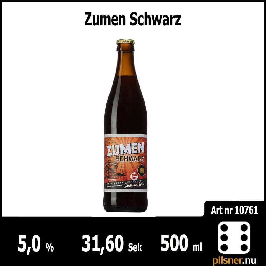 Zumen Schwarz