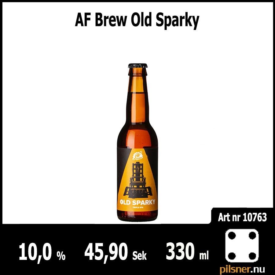 AF Brew Old Sparky