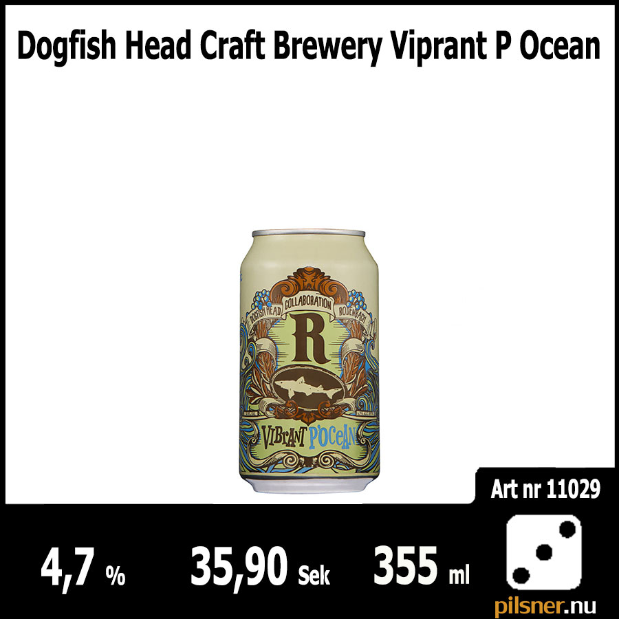 Dogfish Head Craft Brewery Viprant P Ocean