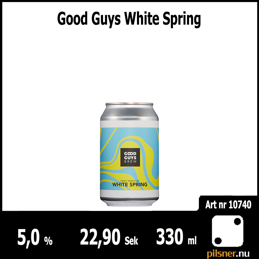 Good Guys White Spring