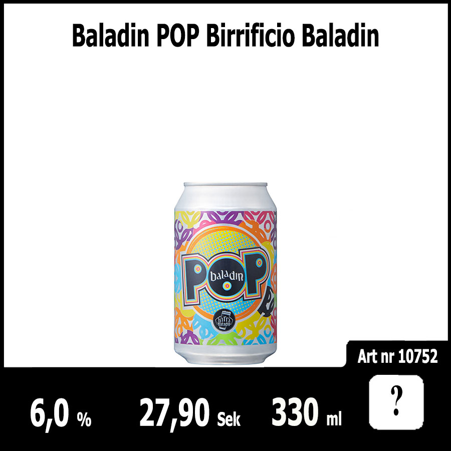 Baladin POP Birrificio Baladin