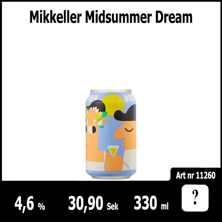 Mikkeller Midsummer Dream
