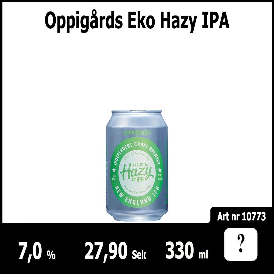 Oppigårds Eko Hazy IPA