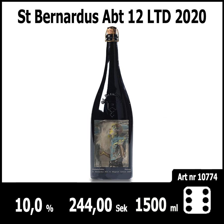St Bernardus Abt 12 LTD 2020