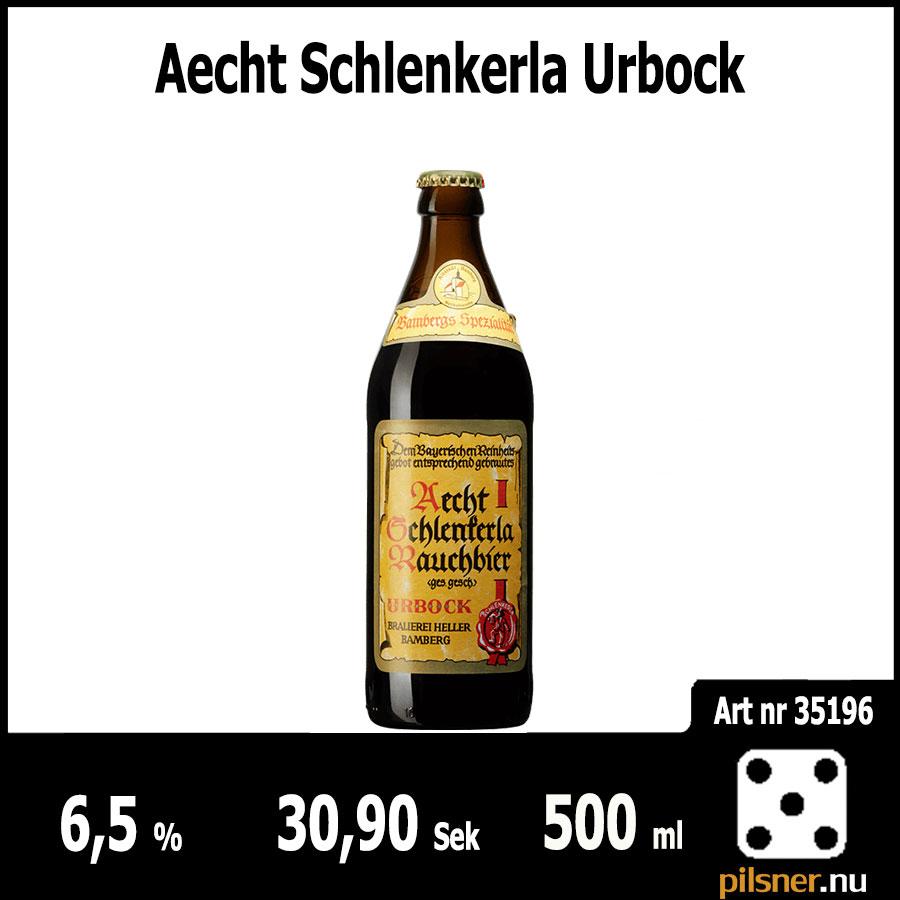 Aecht Schlenkerla Urbock