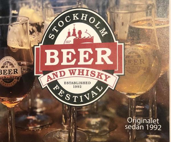 Ingen Stockholm Beer & Whisky i år 2020