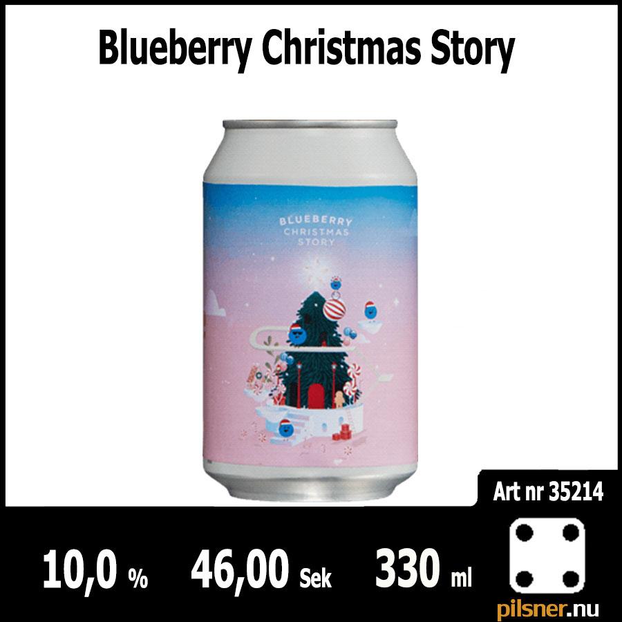 Blueberry Christmas Story