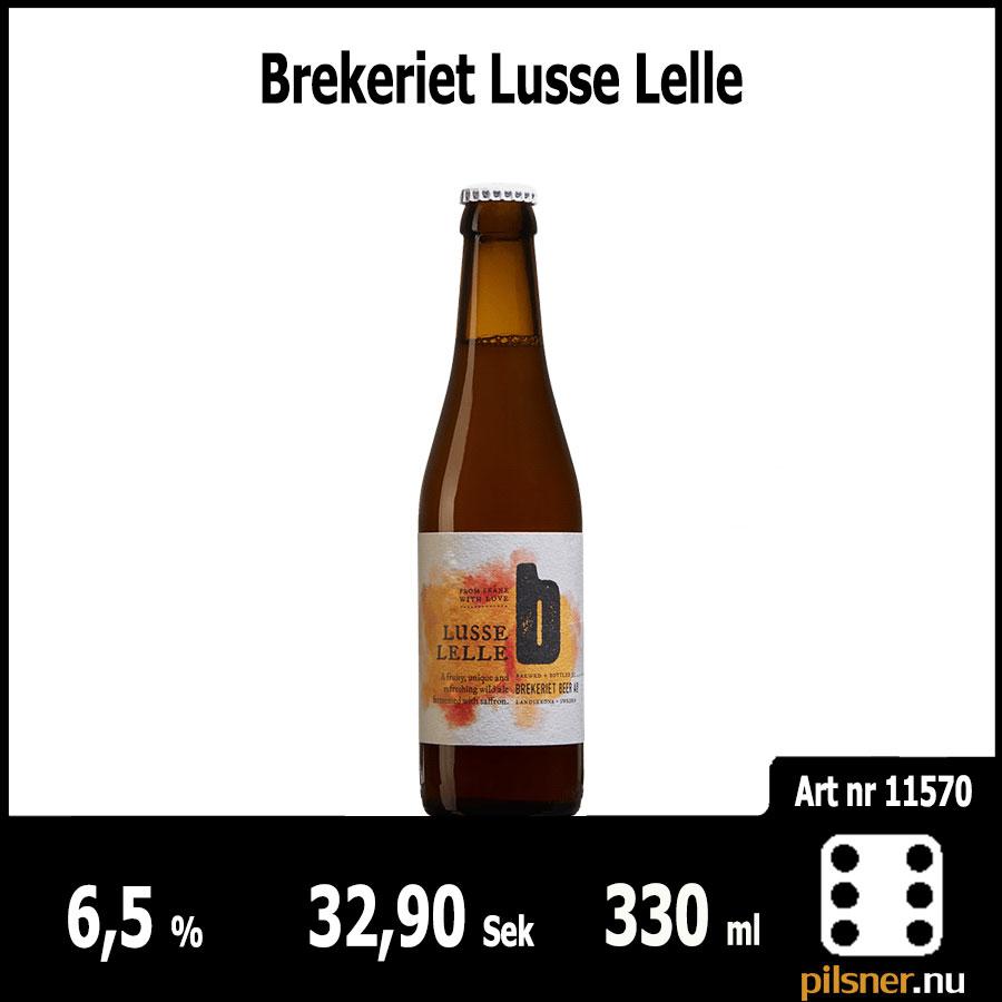 Brekeriet Lusse Lelle