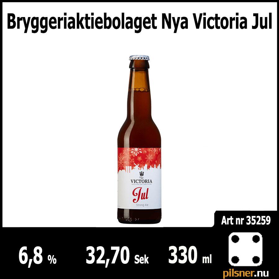 Bryggeriaktiebolaget Nya Victoria Jul
