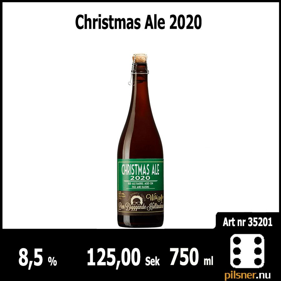 Christmas Ale 2020