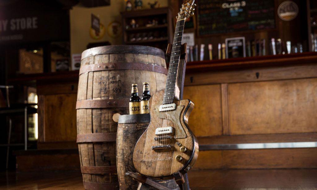 Founders Guitar
